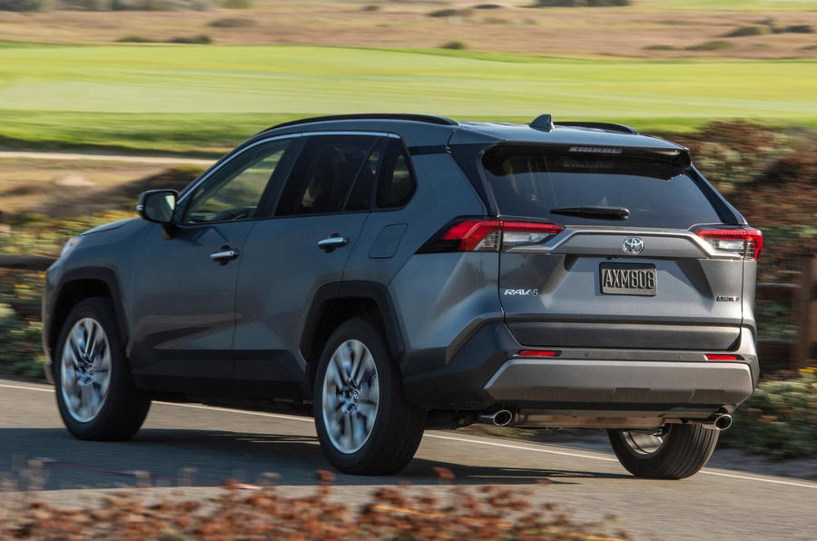 Toyota Rav4 Xse Hybrid 2018 Review Autocar