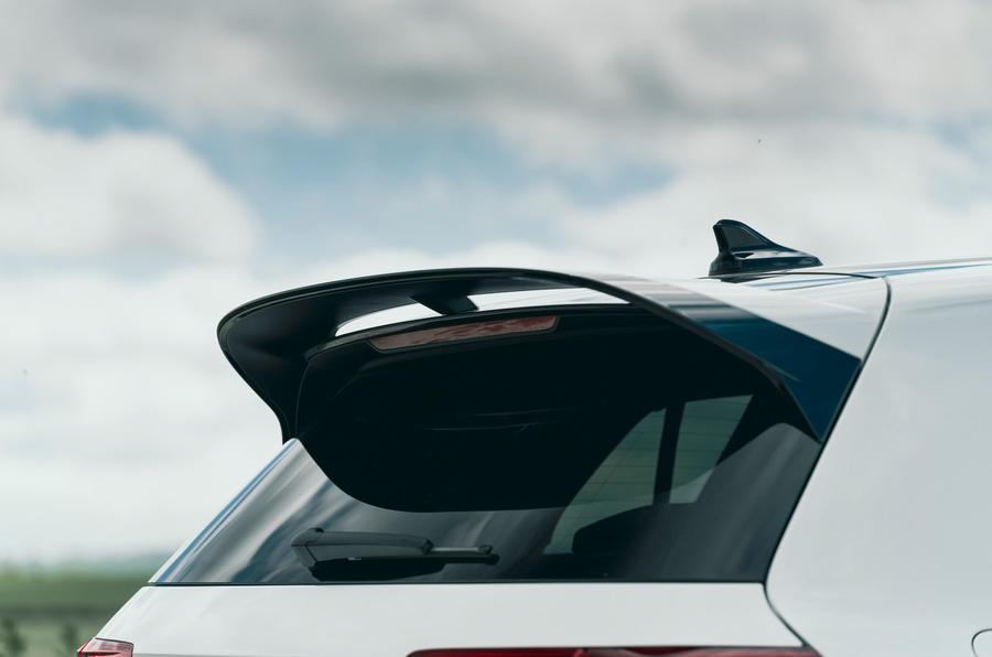 8 Spoiler de Volkswagen Golf GTI Clubsport 45 2021 UE FD