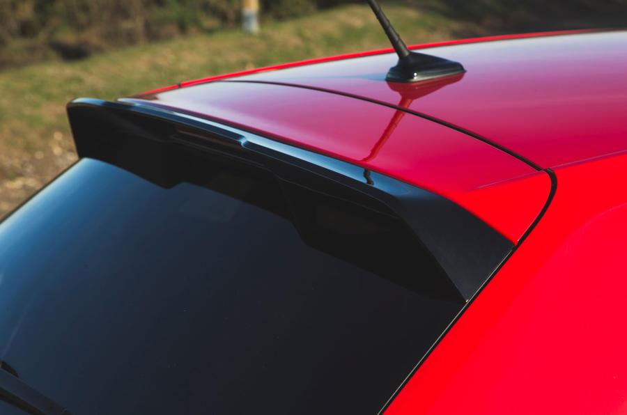 Volkswagen Polo GTI 2018 long-term review - spoiler