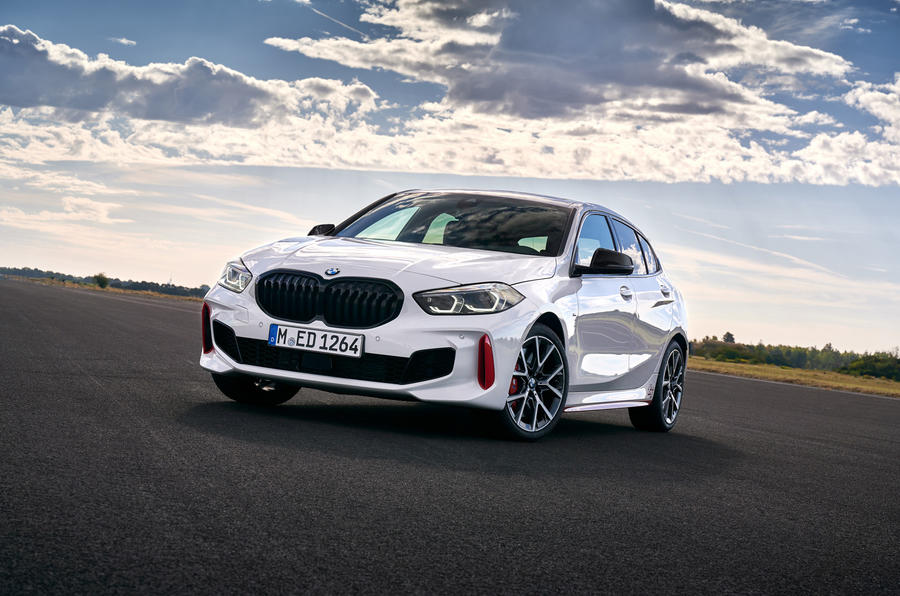 BMW 1 Series 128ti official reveal - static