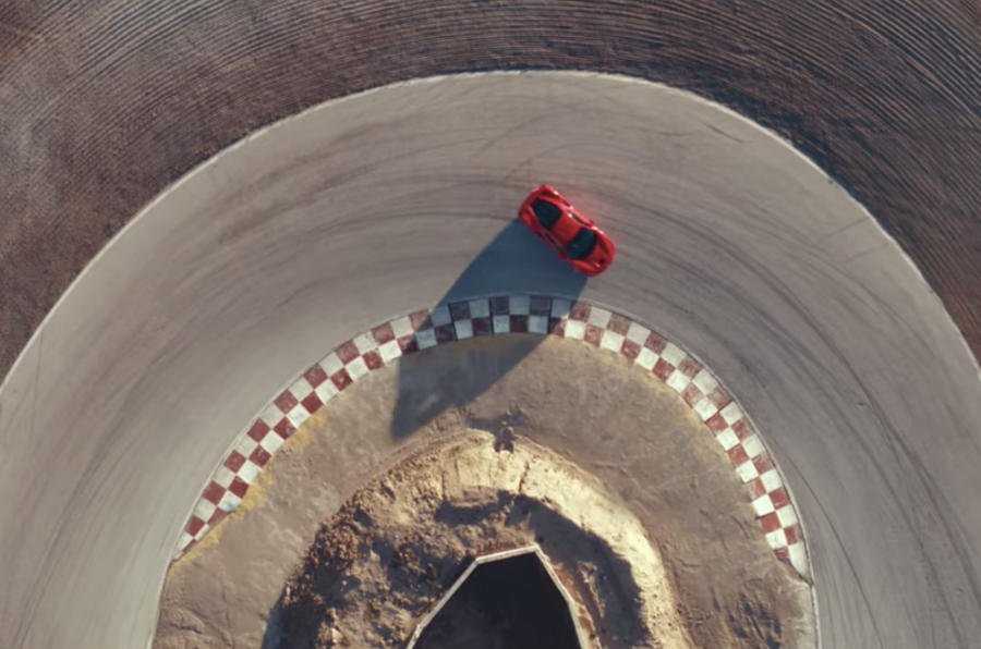 Ferrari F8 Tributo 2019 first ride review - cornering