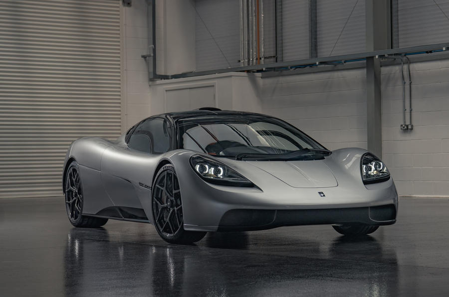 Gordon Murray T50 official reveal