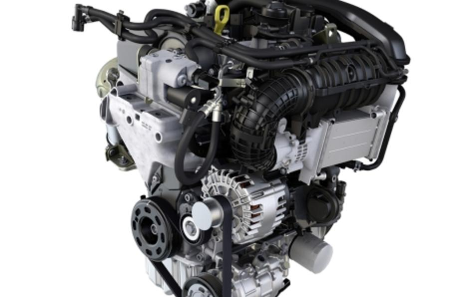 Volkswagen mild hybrid and natural gas engines to drastically cut CO2