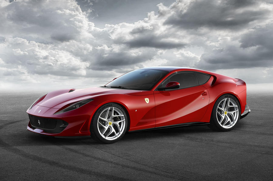 "New V12-engined 812 Superfast is ""far under"" the emissions limit"