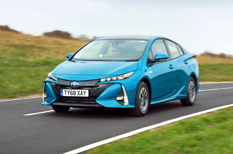 Used vs PCP: hybrid hatchbacks - Toyota Prius