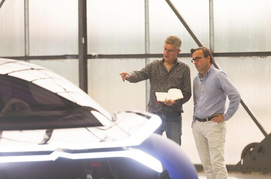Citroen 19_19 concept prototype drive - Richard Bremner questions