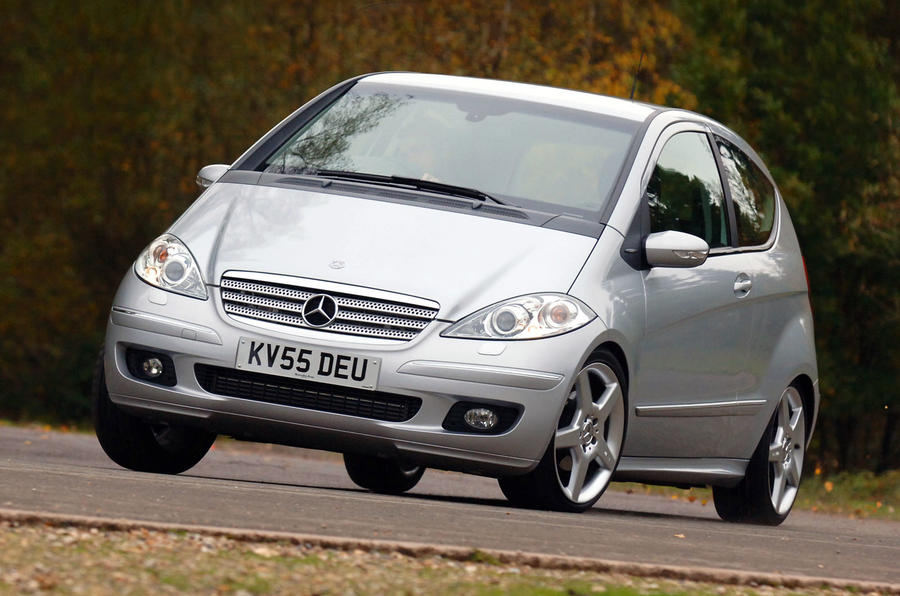 Used vs PCP: people movers - Mercedes-Benz A-Class