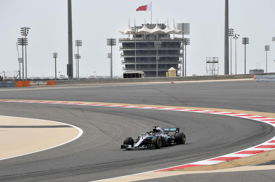 Autocar fixes Formula One - dull tracks