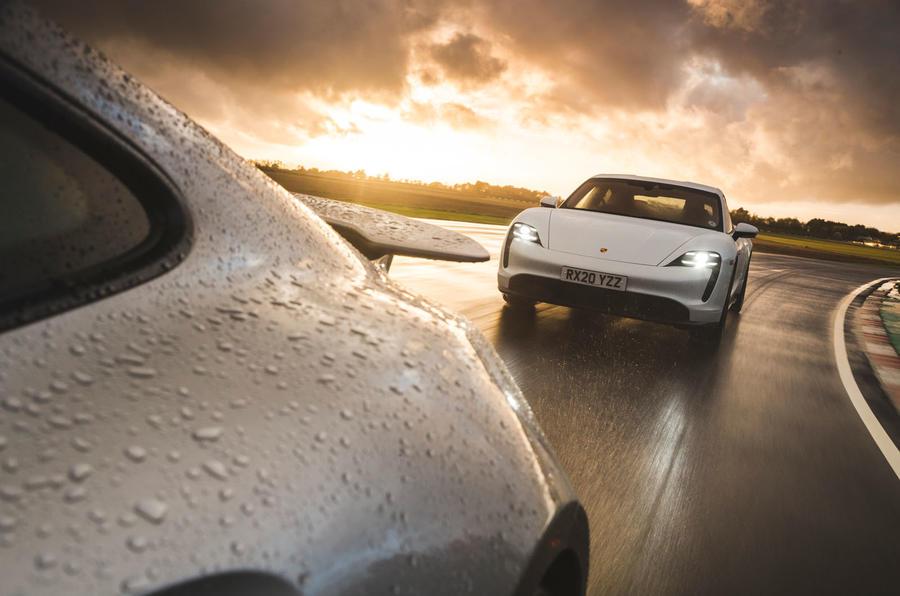 Britain's best drivers car 2020 - Porsche chases Porsche