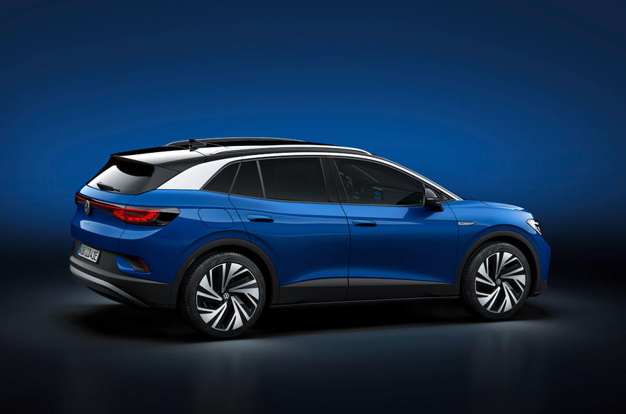 New Volkswagen ID 4 SUV is brand's first global EV   Autocar