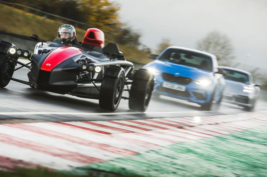 Britain's best drivers car 2020 - Ariel Atom