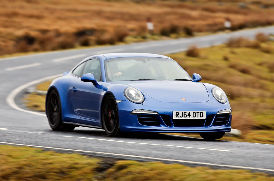 Used vs PCP: Sporting Icons - Porsche 911 GTS