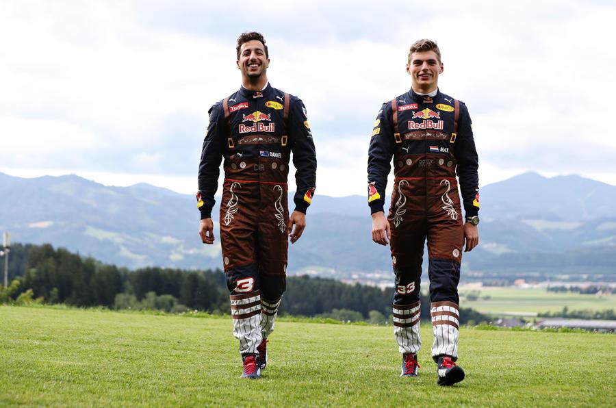 Daniel Ricciardo interview - with Max