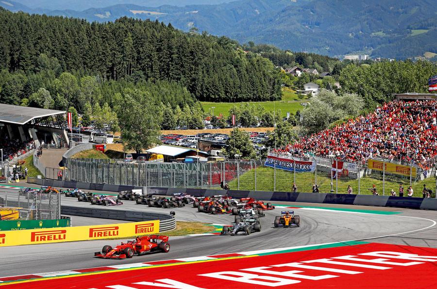 Charles Leclerc interview, 2019 British Grand Prix - Niki Lauda curve