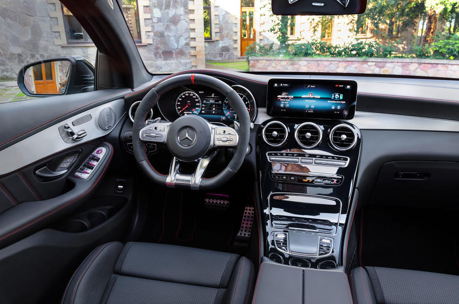 Mercedes Amg Hypercar >> Mercedes-AMG GLC43 updated with more power and fresh looks ...
