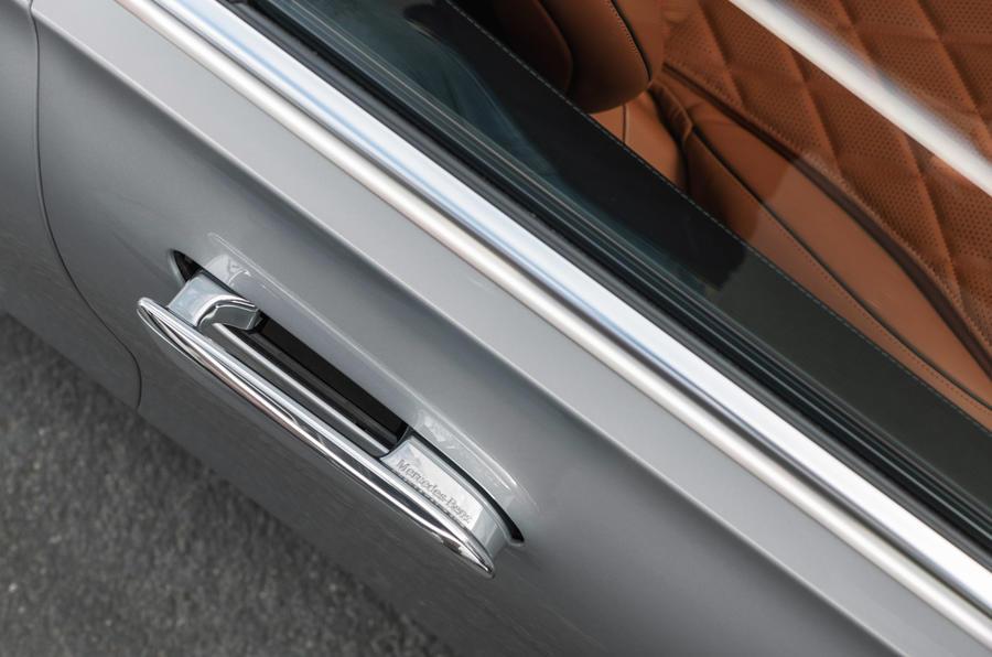 Mercedes-Benz S-Class - door