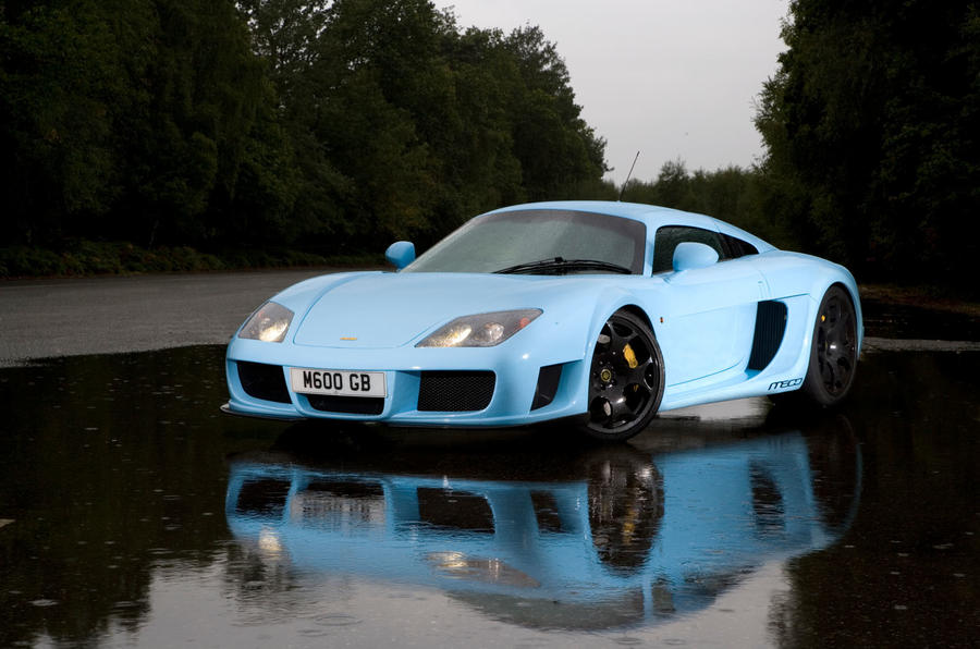 Road test rewind: Noble M600 - static