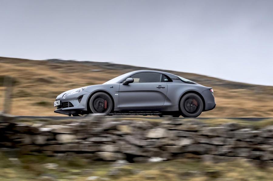 Top 50 cars 2020 - final five - Alpina A110 side