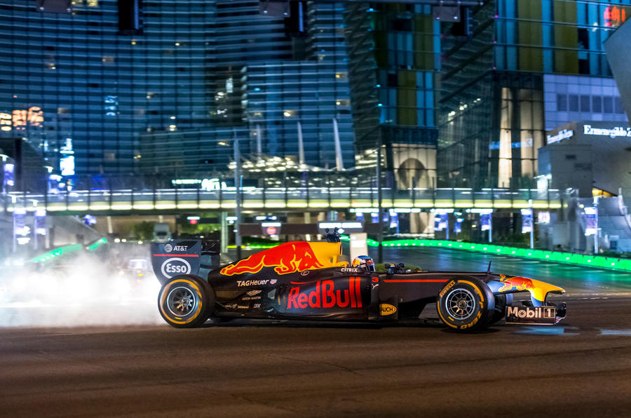 Daniel Ricciardo interview - Red Bull burnout