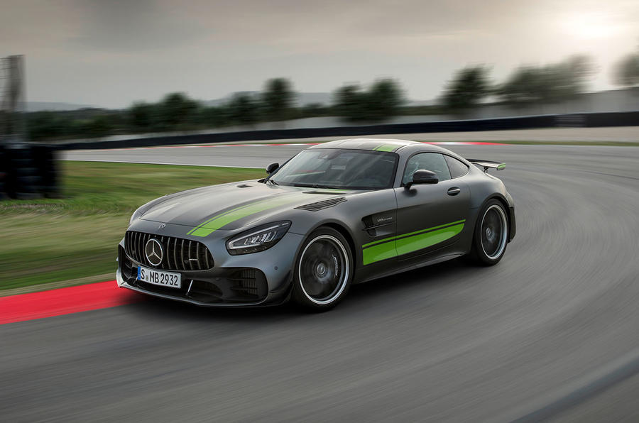 New 2019 Mercedes Amg Gt Range Topped By Hardcore Gt R Pro