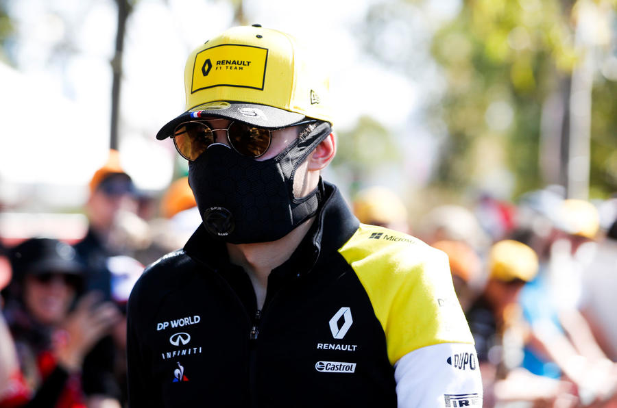 PPE in F1