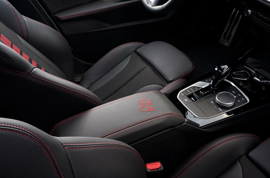 BMW 1 Series 128ti official reveal - centre console