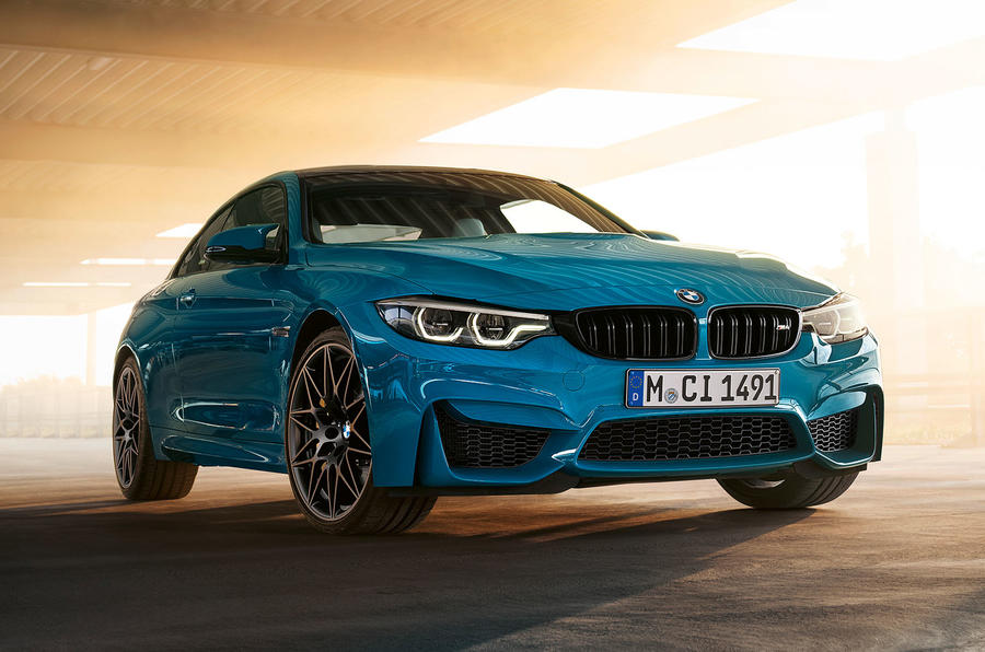 BMW M4 Edition M Heritage official press - Laguna Seca