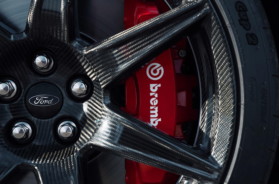 Ford Shelby Mustang GT500 official reveal - brakes