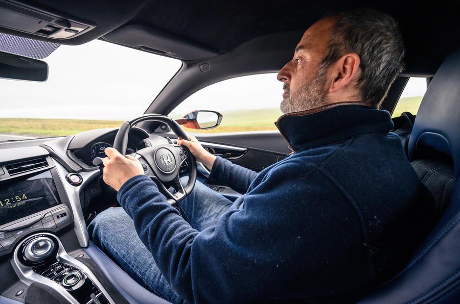 Honda NSX hybrid supercar feature - Andrew Frankel