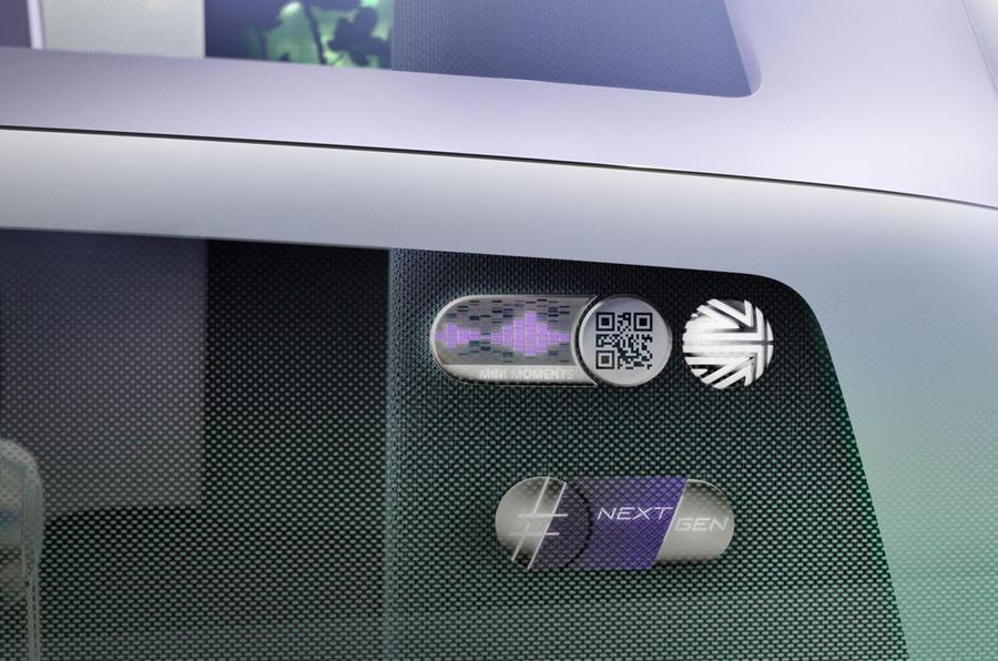 2020 Mini Urbanaut concept - concept details