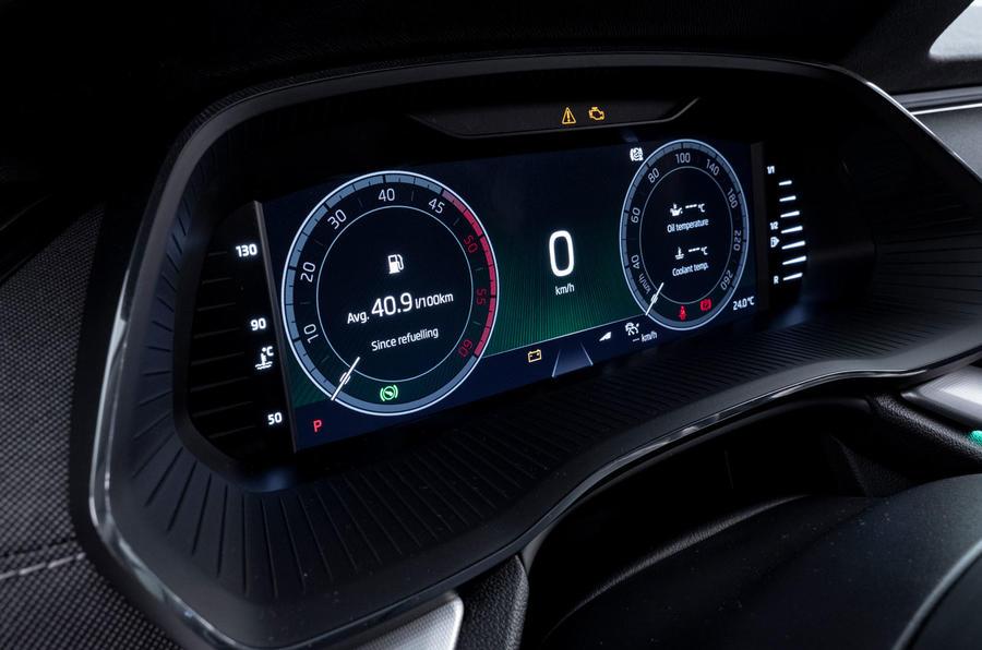 Škoda Octavia mk4 (2020) 35