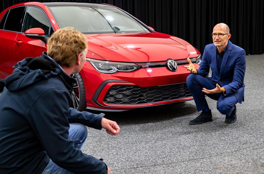 2020 Volkswagen Golf GTI first ride - details