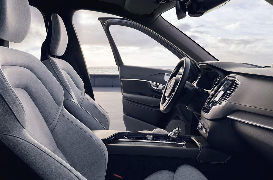 Refreshed XC90 is first mild hybrid Volvo   Autocar