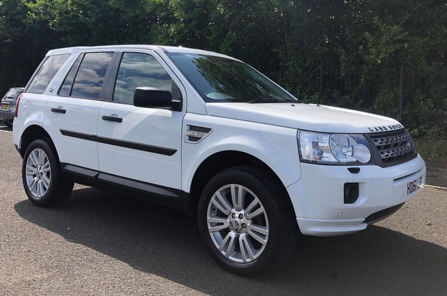 Land Rover Freelander 2 used buying guide - one we found