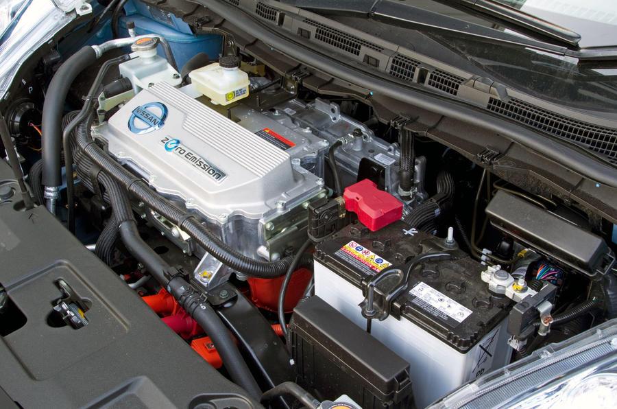Nissan Leaf motor
