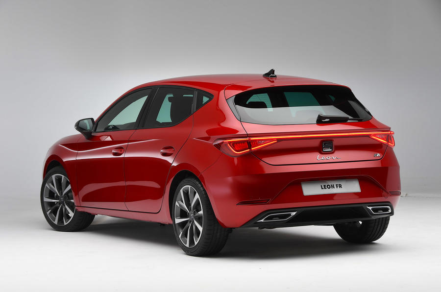 foto de 2020 Seat Leon launches with major tech gains and hybrid power Autocar