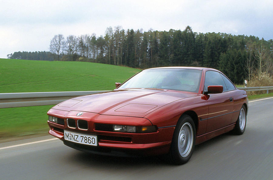 Bmw E31 Workshop Manual