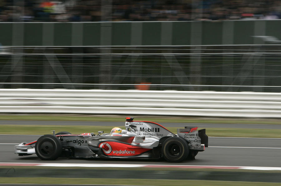 2008 British GP