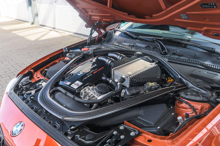 AC Schnitzer ACS2 Sport 2019 first drive review - engine