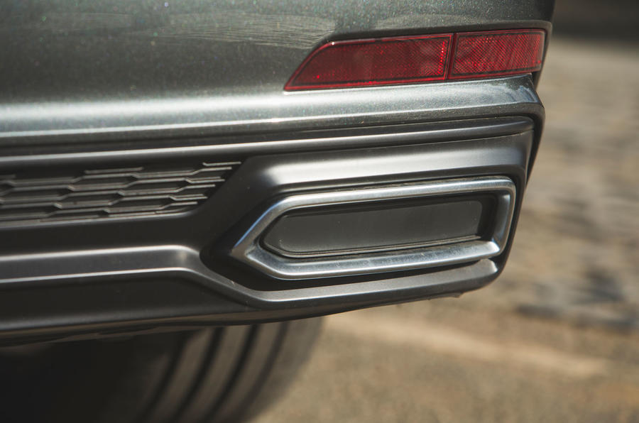 Audi A6 2018 long-term review - fake exhaust tips