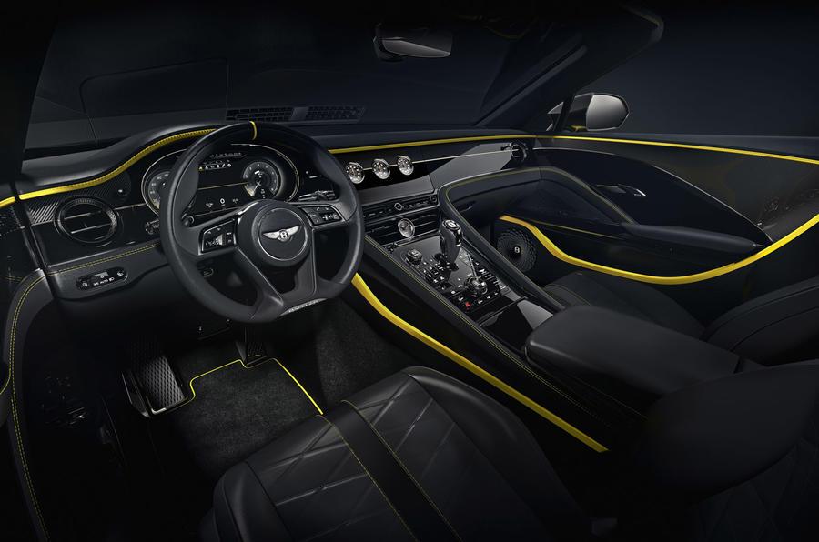 Bentley Bacalar Menlo 2020 - interior