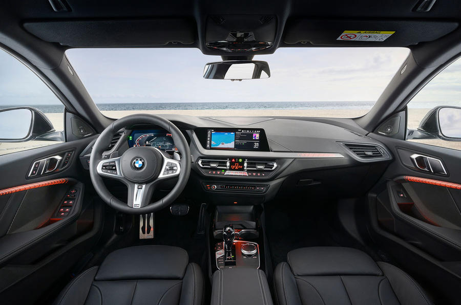 BMW 2 Series Gran Coupe 220d 2020 first drive review - cabin