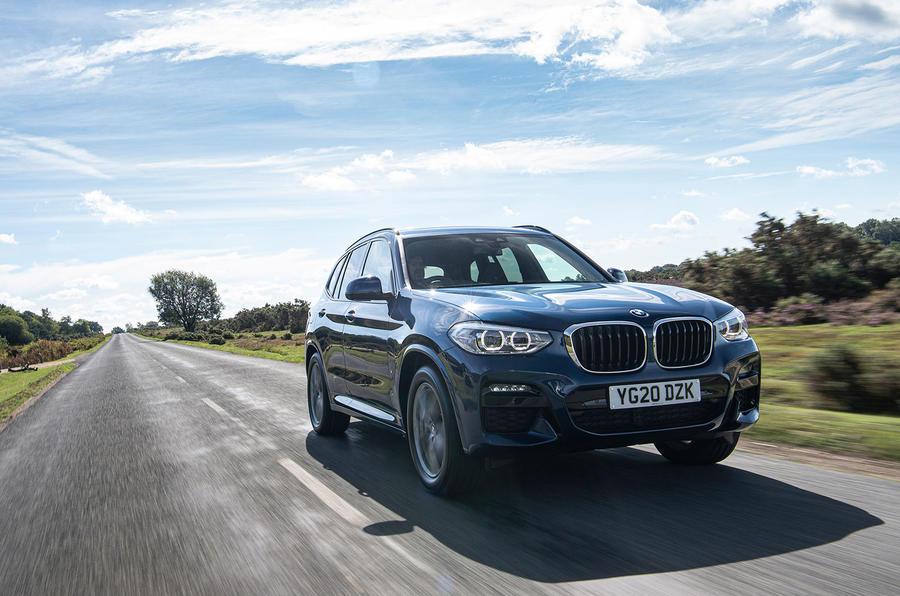 BMW X3 xDrive30e 2020 Premier bilan de conduite au Royaume-Uni - sur la route