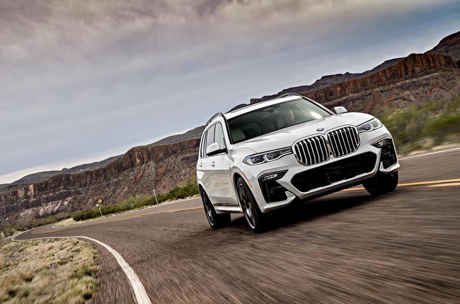 BMW X7 M50i 2020 : premier bilan de conduite - sur la route