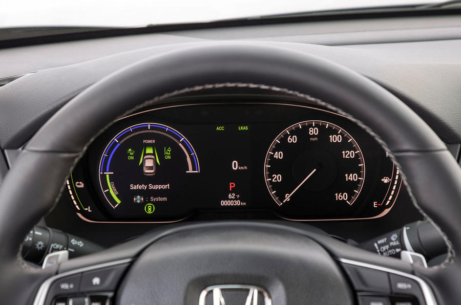 Honda Insight 2019 first drive review - ADAS systems
