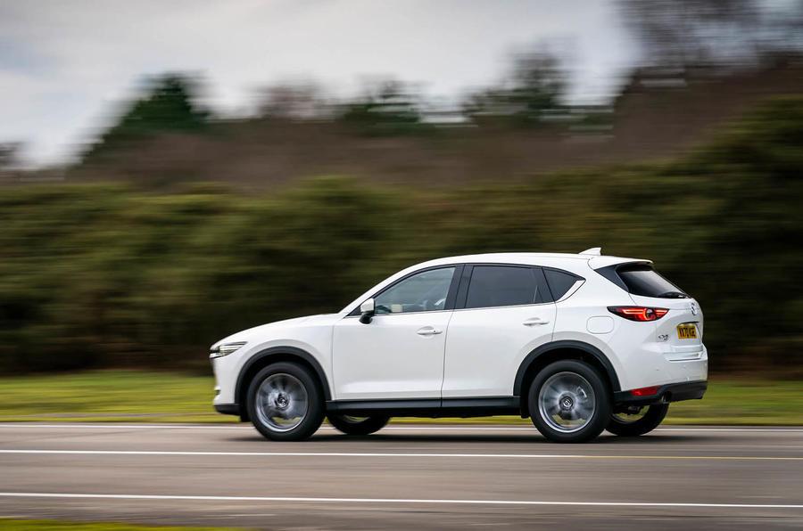 9 Mazda CX 5 2021 : premier examen de conduite sur route au Royaume-Uni
