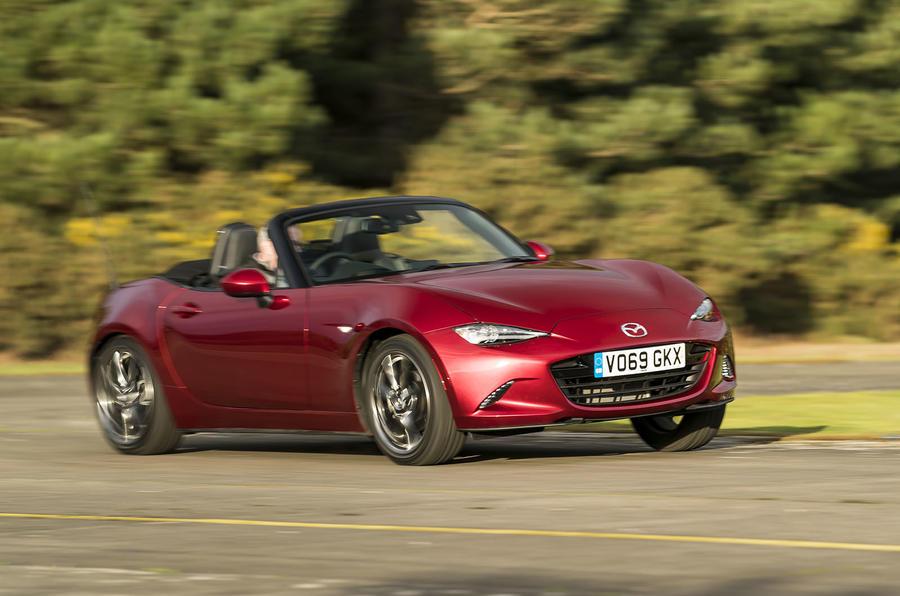 Mazda MX-5 2.0 Sport Tech 2020 : premier bilan de la conduite au Royaume-Uni
