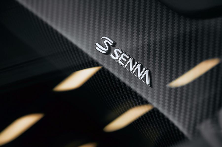 McLaren Senna 2018 UK first drive review carbin fibre