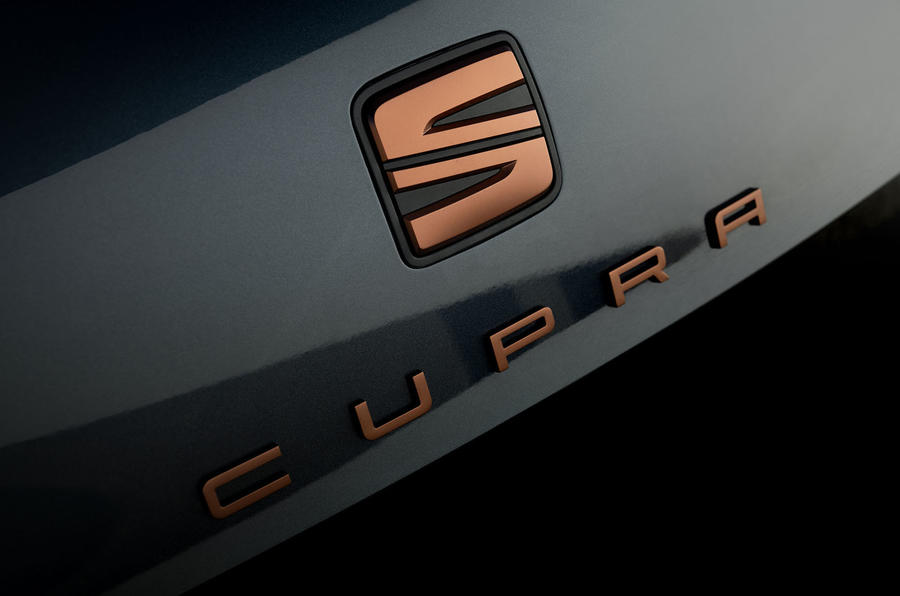 Seat Leon Cupra R ST 2019 first drive review - boot badge