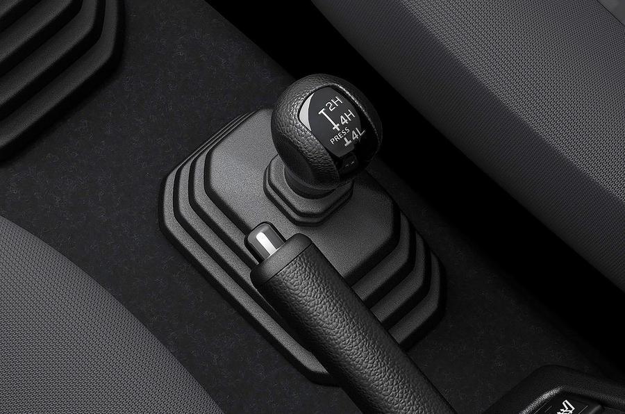 Suzuki Jimny 2018 first drive review low range gearbox